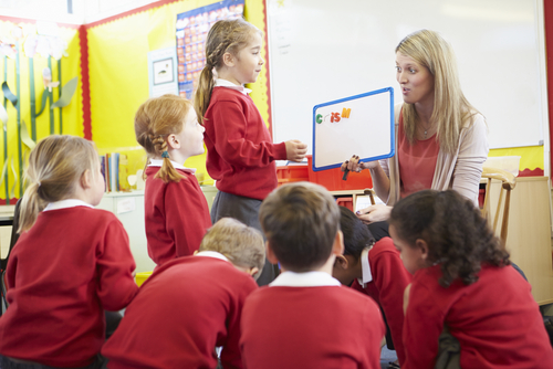 primary school teacher jobs in stoke